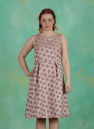 Kleid, Marcy, rose-dust