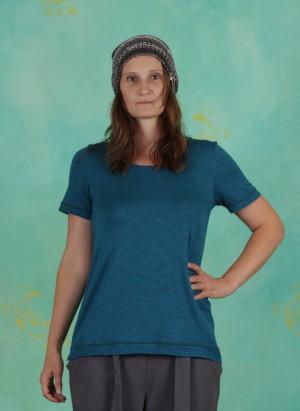 T-Shirt, Lene, ocean-blue