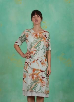 Kleid, Cecile Dress, misty-green