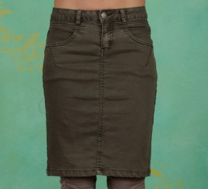 Rock, Amalie Skirt, tamac