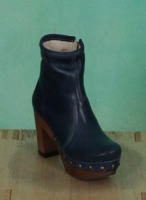 Schuhe, Isabell, blau