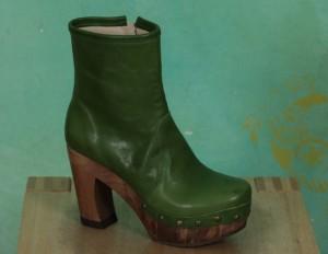 Schuhe, 1204-034, roma-green