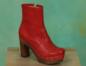 Schuhe, 1204-125, roma-red