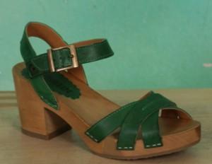 Schuhe, 1207-443, roma-green