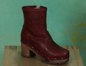 Schuhe, 1208-123, roma-H20-red-purple