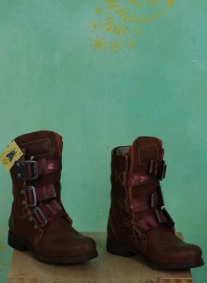 Schuhe, Stif, istanbul-brown