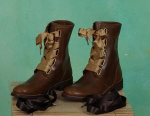 Schuhe, Dwell, rug-camel