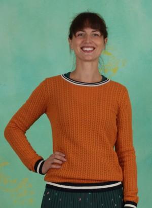 Pullover, 19W5633, orange