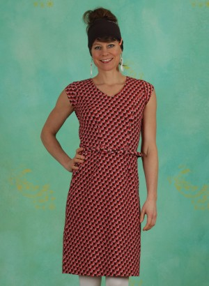 Kleid, 20S5874, red