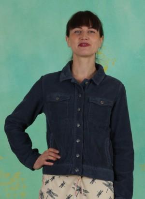 Jacke, 20S5955, blue