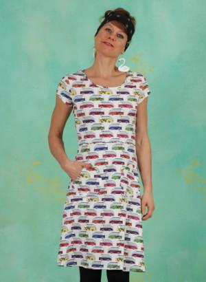 Kleid, 21105-33, white-multi