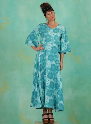 Kleid, 21119-21, turquoise