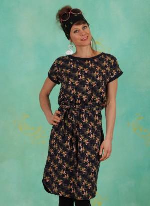 Kleid, 21S6730, dark-blue-multi