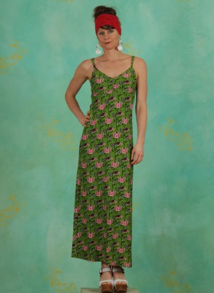 Kleid, 385174, green