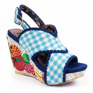 Schuhe, Bahama Mama, turquoise (fällt kleiner aus)
