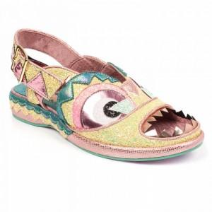 Schuhe, Snappy Feet, yellow-multi