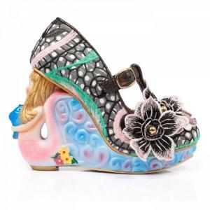 Schuhe, Aquata, black