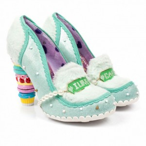 Schuhe, Macka Ron, mint