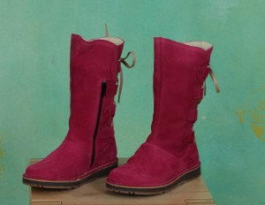 Schuhe, Nora, fuxia