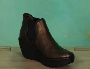 Schuhe, Yat, bronze-chocolat