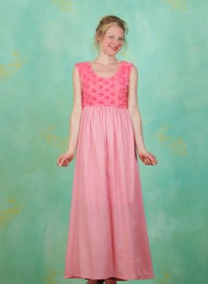 Kleid, Dalia, sunkiss-pink