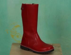 Schuhe, 7008-104, roma-H20-red