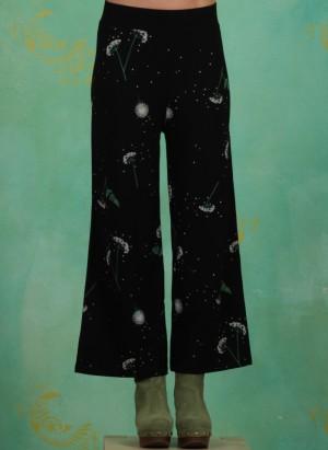 Hose, Organic Dance Pants, black-meadow