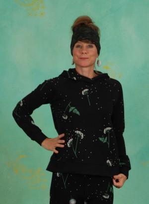Pullover, Organic Hoodie, black-meadow