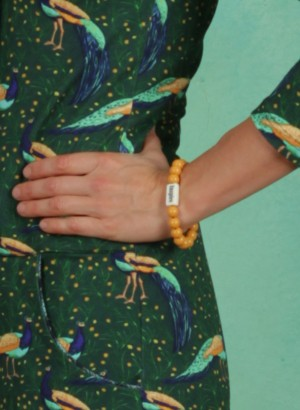Armband, Mini Goldy Inspire, gold