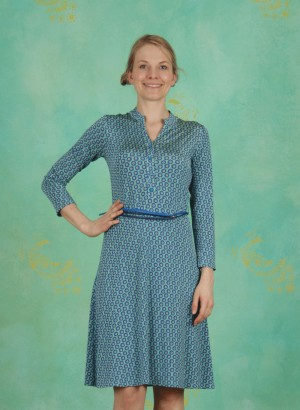 Kleid, Archive Belted, daisy