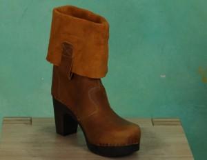 Schuhe, Clumpy-105, yellow