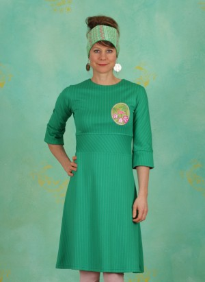 Kleid, Dorothy Dancer, green