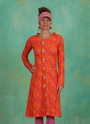 Kleid, Jane Special, retro-orange