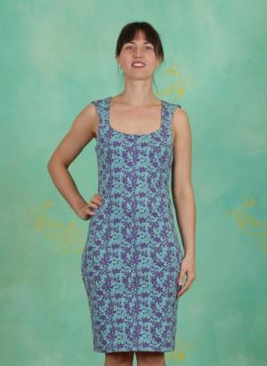 Kleid, Illios Tropical, purple