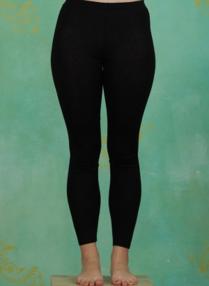 Leggins, J0001, black