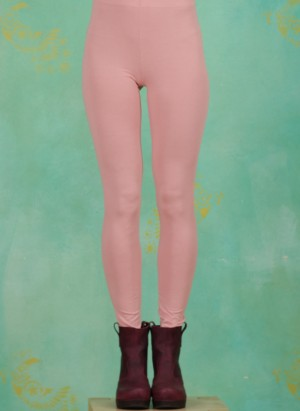 Leggins, J0008, rose