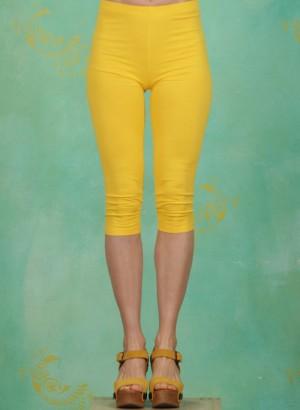 Leggins, Jenny-3-2, jaune