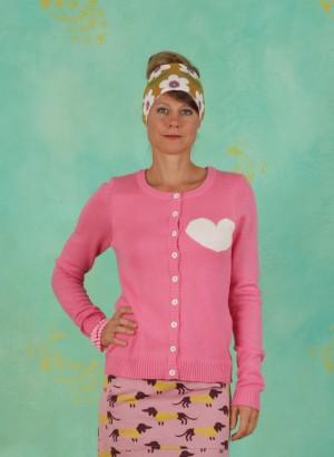 Cardigan, Bubblegum, pinklove