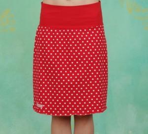 Rock, Kokka-Jersey, red-dots