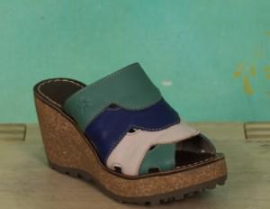 Schuhe, Gaxi, multi
