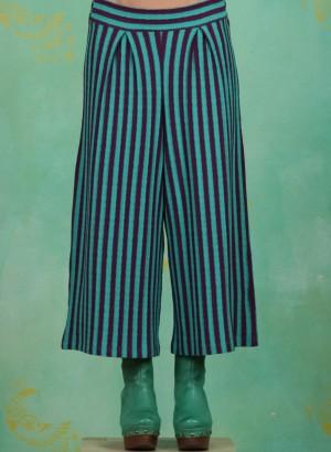 Hose, Pachi Knit, purple