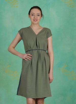 Kleid, Lydia, olive