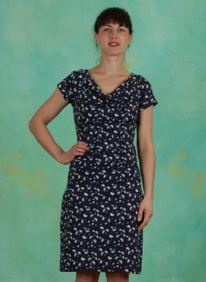 Kleid, S20E36, blue-multi