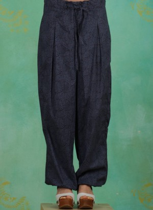 Hose, S20G07, dark-blue-multi