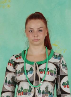 Kette, Believe, green