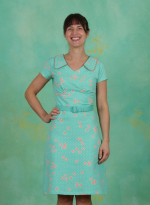 Kleid, Vintage Moments, cherry-blossom