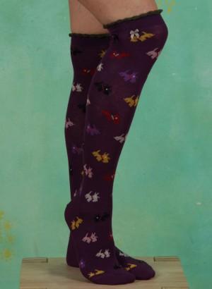 Strümpfe, Scottie Knee, purple
