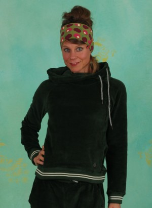 Pullover, W20C22, green
