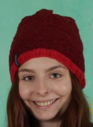 Mütze, W20M03, red
