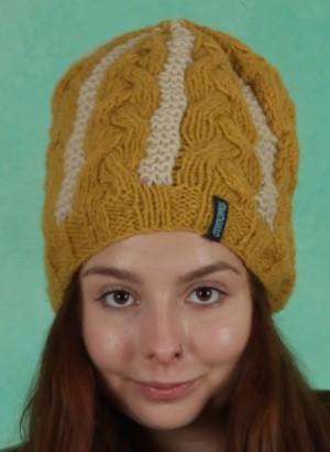 Mütze, W20M05, yellow